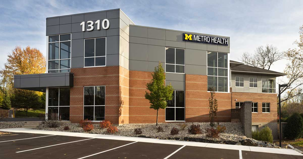 Metro Health Beltline Is Now Open
